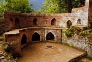 قلعه رودخان محوطه داخلی