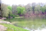 دریاچه عباس آباد بهشهر
