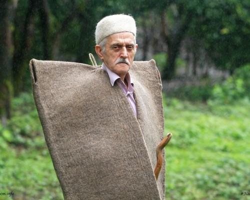 مرد روستایی - قاسم آباد