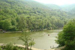 دریاچه شورمست کجاست
