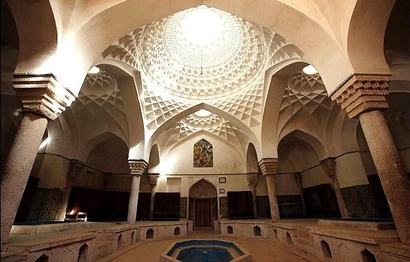 حمام ابراهیم خان