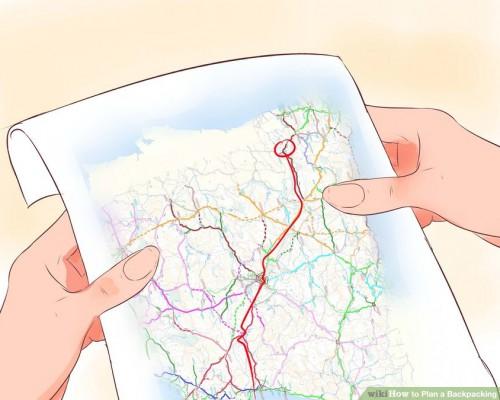 برنامه ریزی مسیرهای کوهنوردی